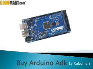 Buy Arduino ADK By Robomart
