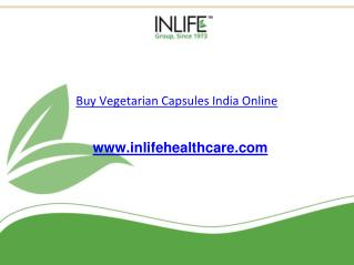 Buy Flaxseed Oil Capsules India | Inlifehealthcare