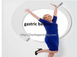 intragastric balloon