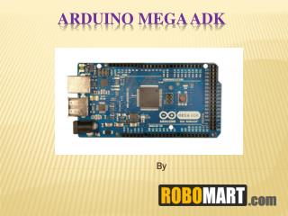 Arduino Mega ADK By Robomart