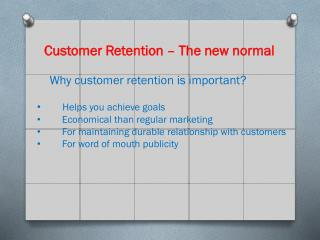 Customer retention tricks that actually work