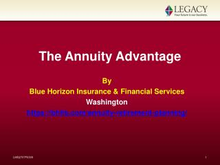 Annuity Advantage by BHIFS Washington