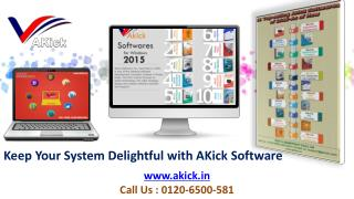 AKick - Get Best Free Computer Software