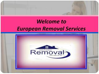 Quality and Excellent Removals Services in Spain