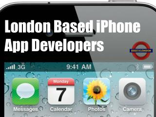 London Based iPhone App Developers