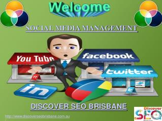 Social Media Management | Discover SEO Brisbane