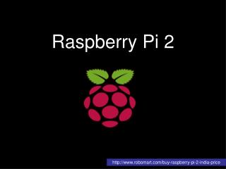 Buy online Raspberry pi 2 in all over india