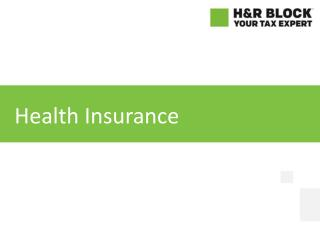 What is the tax benefit of taking a family health insurance cover?