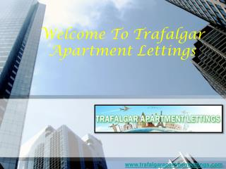 Welcome to trafalgar apartment lettings