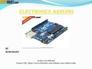 Buy Electronics Arduino