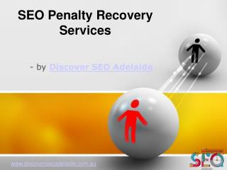 Guaranteed  SEO Penalty Recovery Services Adelaide by Discover SEO Adelaide
