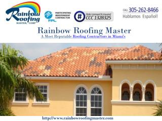 Highly Reputed Commercial Roofing Contractors in Miami