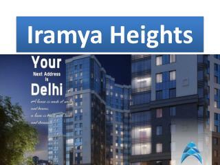 Smart City Delhi|Dwarka LZone|Dwarka LZone- iramya.com