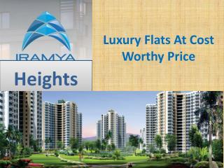 Delhi Smart City|Dwarka LZone|DDA Lzone- iramya.com