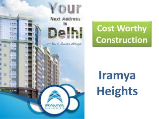 2BHK in L Zone|Dwarka LZone|land pooling policy- iramya.com