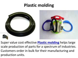 Plastic molding, custom molding, rubber molding