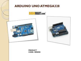 Arduino Uno Atmega328