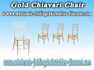Gold Chiavari Chair at www.wholesale-foldingchairstables-discount.com