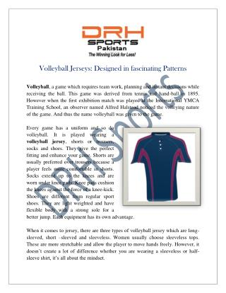 Volleyball Jersey Manufacturers   Custom Sublimation Team Jerseys