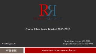 In-Depth Fiber Laser Market Global Analysis and Forecasts 2015 – 2019