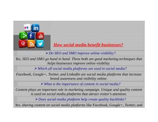 Soft System Solution-Finest online marketing company