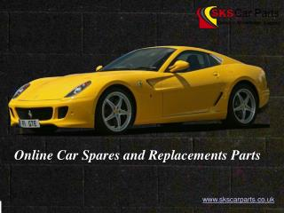 SKS Car Parts - Online Car Parts and Accessories in UK