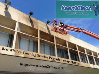 Uxbridge window cleaning