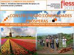 CONSTRUYENDO COMUNIDADES PR SPERAS