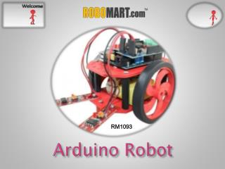 Buy Arduino Robot By Robomart
