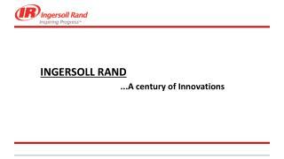 Ingersoll Rand - Trane Interactive AC Manufacturer