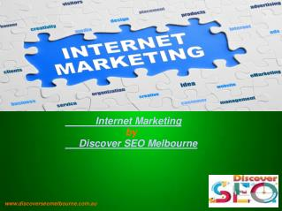 Internet Marketing agency | Discover SEO Melbourne