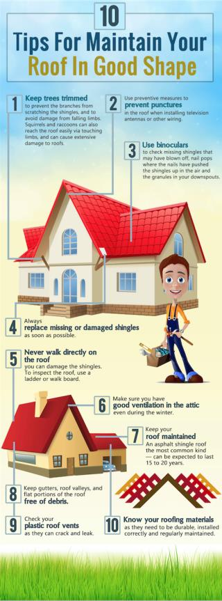 How To Protect Your Roof