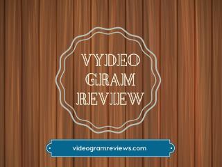 VydeoGram reviews