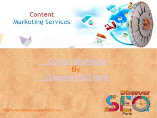content marketing | Discover SEO Perth