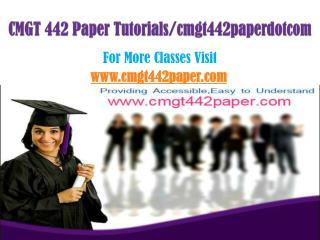 CMGT 442 Paper Peer Educator/cmgt442paperdotcom