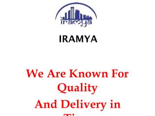 DDA L Zone|| iramya.com