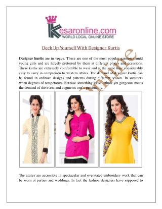 Designer Kurtis Online Shopping | Buy Kurti UK USA