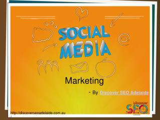 Types of Social Media Marketing Services