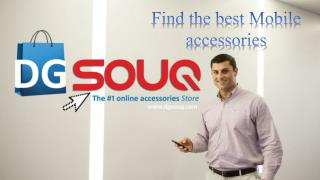 Find the best deals on mobile accessories