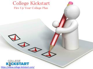 College Kickstart - Early Admission Plan
