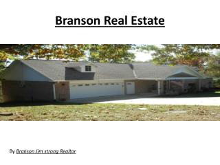 Branson Real Estate