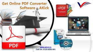 AKick - Download Free Best Pdf to Excel Converter