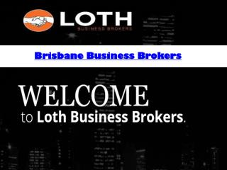 Brisbane Business Brokers