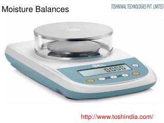 Moisture balances