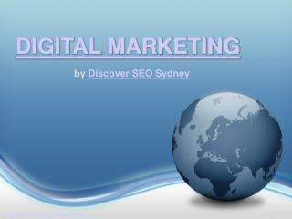 Digital Marketing Strategy and Services Provided by Discover SEO Sydney