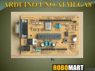 Arduino UNO Atmega8 By Robomart