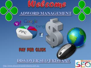 Adwords Management | Discover SEO Brisbane