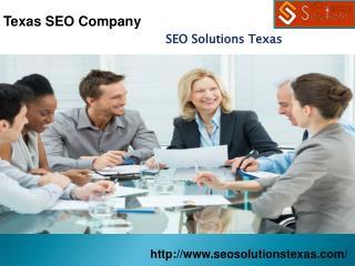 Texas SEO Company