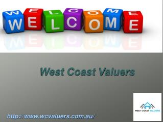 Stamp Duty Valuations By West Coast Valuers