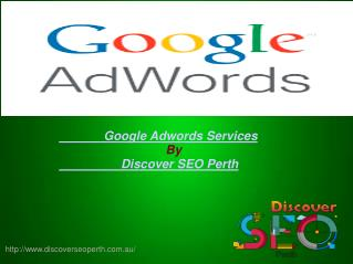 Google Adwords management| Discover SEO Perth